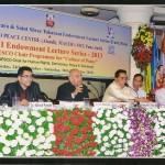 The Holy Gita - The Discourse Nonpareil - Malayaj Garga at MIT, Pune - Unesco sponsored World Peace Lecture Series